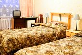 pic of motel  -  interior rooms in the Motel - JPG