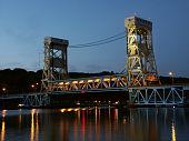 Portage Lake Lift Bridge - Houghton, MI