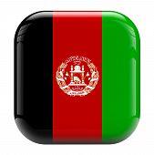 Afghanistan Flag Icon Image