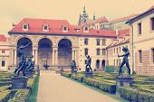 Valdstejnska Zahrada, Prague