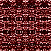 Tribal Ornament Pattern