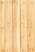 Wooden Planks And Nails