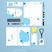Big set of business corporate identity for your business.