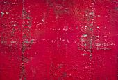 red rusty grunge texture