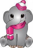 small elephant