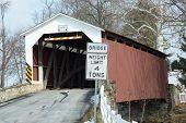 Zook's Mill Covered Bridge