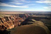 Grand Canyon Aerial