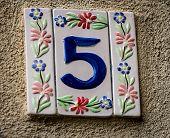 ceramic five