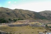 Puca Pucara, Inca Ruins - Cuzco, Peru