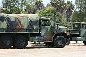 Camión del ejército