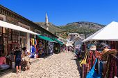 Street In Mostar