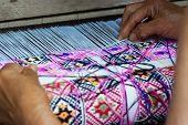 Thai Local Weaving
