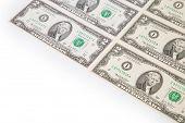 Two-dollar bills.
