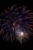 Fireworks Across the Heavens
