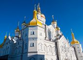 Golden Domes Of Pochaiv Lavra