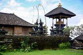 pic of hindu  - Besakih temple one of Hindu temple in Bali Indonesia - JPG