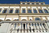stock photo of royal palace  - Monza  - JPG