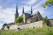 pic of bavaria  - Image of the Benedictine monastery of St - JPG