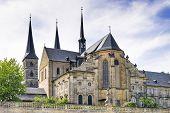 image of bavaria  - Image of the Benedictine monastery of St - JPG