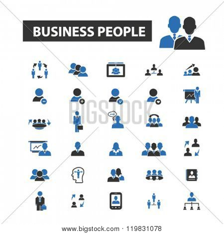business people icons, business people logo, business people vector, business people flat illustrati