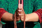 Saying The Prayer