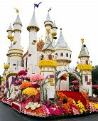The Honda 2011 Rose Bowl Parade Float