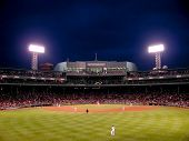 A Night At Fenway Park, Boston