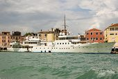 Historic Yacht Marala at Venice