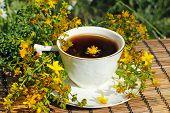 Herb Tea Time