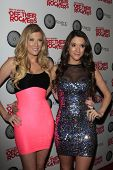 SANTA MONICA, CA - APR 10: Elle Fowler, Blair Fowler at the Kinetic Content's Celebration of Betty W