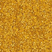 Gold Seamless Background poster