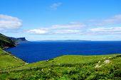 Antrim Coast, Ireland.