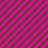 Thick Pink & Brown Diagonal Stripe Paper