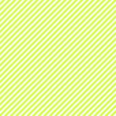 White & Lime Diagonal Stripe Paper