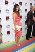 LOS ANGELES - APR 12:  Jordana Brewster arrives at Warner Brothers