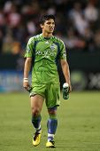 CARSON, CA. - AUG 14: Seattle Sounders F (17) FREDY MONTERO during the Chivas USA vs Seattle Sounder