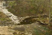 Above Minneopa Falls