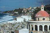 picture of san juan puerto rico  - El Morro fortress Old San Juan Puerto Rico - JPG