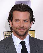 LOS ANGELES - JAN 10:  Bradley Cooper arrives to the