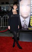 LOS ANGELES - FEB 04:  Amanda Peet arrives to the
