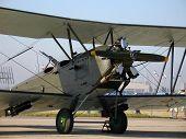 Avião retrô Po-2