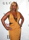 NEW YORK - MAY 01:  MARY J. BLIGE arriving to 2nd Annual Mary J. Blige Honors Concert  on May 1, 201
