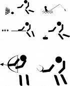 Fun Sports Pictogram