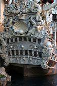 Pirate Ship Stern