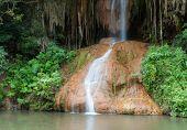 Phu Sang  Waterfall.unseen Inthailand