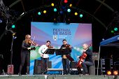 Matangi Quartet On Festival De Basis