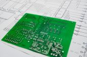 Printed Circuit Board And Schematic