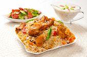 Chicken Biryani-K