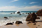 Coastal Scene