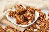 picture of halwa  - Delicious and healthy Halwa made by dry fruit - JPG